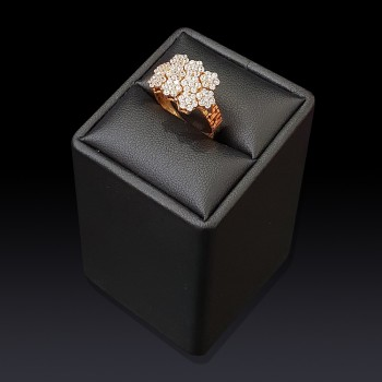 Cluster Ring (Honeycomb)